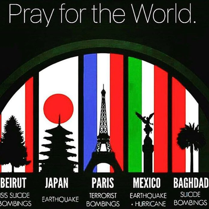 Super Pray For The World GZ02