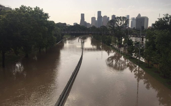 Houston rainfall Thomas f cheng blog