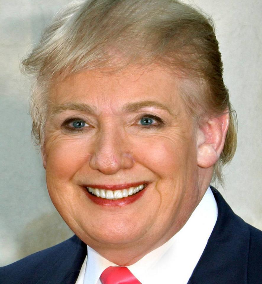 Hillary Clinton Donald Trump presidential race