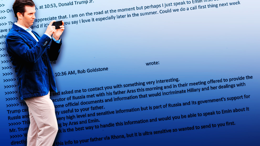 russian emails trump thomas cheng